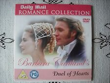 "DAILY MAIL PROMO DVD FILM - BARBARA CARTLAND"" S- DUEL OF HEARTS- DRAMA"