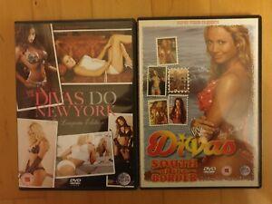 WWE Divas South of the Border Divas Do New York Rare DVD wrestling v good cond