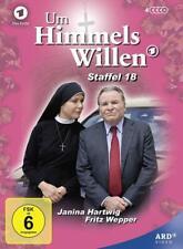 Um Himmels Willen - Staffel 18 [4x DVD] *NEU* DEUTSCH mit Fritz Wepper