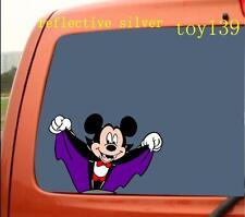 For Disney Mickey Mouse bone zombies/ Car Truck Laptop Vinyl Car Decal Sticker