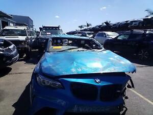 BMW 2 SERIES 2016 VEHICLE WRECKING PARTS ## V002222 ##