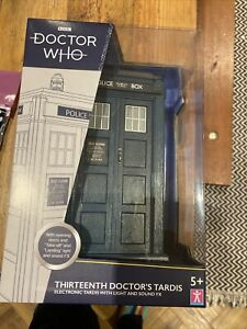 Thirteenth Doctor's Tardis