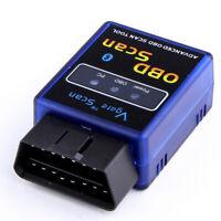 New Auto Diagnostic Adapter Scan Tool Vgate ELM327 OBD2 Bluetooth V1.5 Scanner