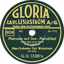 Carl Woitschach - Matrosen auf See / Liebchen Ade - 1934