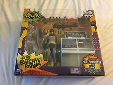 Batman 1966 classic TV series To the Batcave Batcomputer Adam West