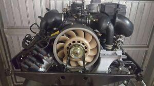 Porsche 911 964 M64/01 Motor Engine 3,6 L inkl. Anbauteilen überholt !
