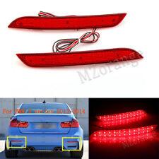 For BMW 3 series 2012 13-2014 F30 F31 F35 Fog Rear Bumper Reflector Brake Light