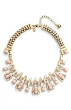 Kate Spade Turn Heads Boxchain Statement Necklace $248 WBRUA479 New 098686573826