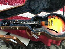 2016 Gibson ES-335 Figured Guitar Mint Condition figured wood front and back