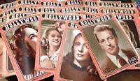 settimanale cinematografico HOLLYWOOD 1948/1949 numeri vari  vedi lista
