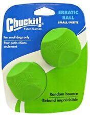 Chuckit! Perro Juguete errática Ball Bounce Fetch encaja lanzador pequeño 6.5 Cm