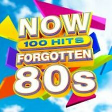 Now 100 Hits Forgotten 80s - New 5CD Set