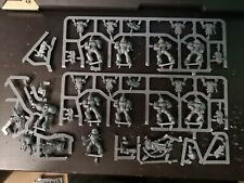 40k Dark Angels Tactical Squad (No Bases, Dark Vengeance on Sprues)