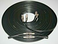 1m-9m Satellite F Connector Extension Cable For Sky Q Lead TV Freesat. Sat lead.