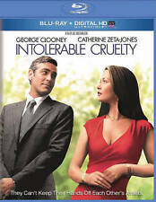 Intolerable Cruelty (Blu-ray + Digital HD with UltraViolet), New DVDs