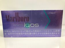 iQOS HeatSticks - Marlboro Purple Menthol NEW FLAVOR: 1 carton, 200 heat sticks