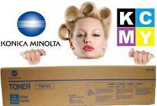 Konica Minolta Genuine TN210C CYAN Copier Toner Cartridge TN-210C 210 8938-512
