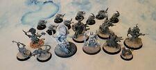 Warhammer Quest Silver Tower Ogroid Darkoath Warpriest Skaven Stormcast Aelves