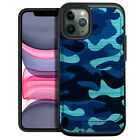 Case For [iPhone 12/ iPhone 12 Pro][EMBOSSED DUO SET5] Hybrid Heavy Duty