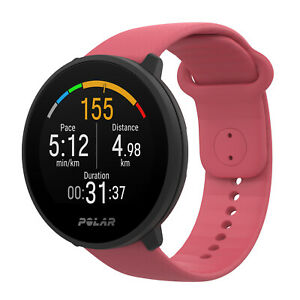 Polar Unite - Waterproof Fitness Smartwatch with Connected GPS, Sleep Tracking,