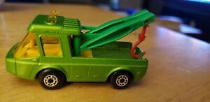 Vintage Matchbox Tow Truck 1972