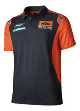 NEW KTM REPLICA TEAM POLO RACING TEAM STYLE T-SHIRT MENS SIZE XL 3PW1857005