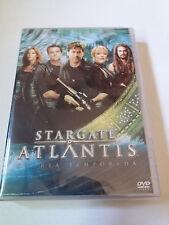 """DVD """"STARGATE ATLANTIS 4 VIERTE SAISON KOMPLETTE"""" 5DVD"""