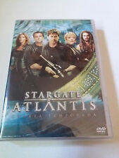"DVD ""STARGATE ATLANTIS 4 CUARTA TEMPORADA COMPLETA"" 5DVD"