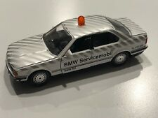 """Rare Schabak 1:43 BMW 535i E34 """"BMW Servicemobil"""" Part # 1157"""