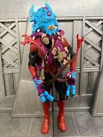 "DC Universe Classics Mattel DCUC Green Red Lantern  Wave 2 Nite Lik 6"" Figure 2"