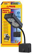 sera Nano LED light 2 X 2 Watt /12V Aufsteckleuchte Nanobecken 24Std.Versand