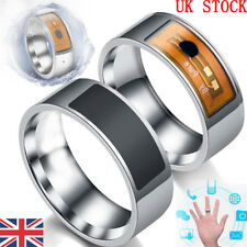 UK Hot Waterproof NFC Smart Wearable Magic Finger Ring For Android HTC Phone