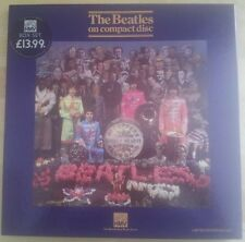 The Beates Sgt Peppers Lonely Hearts Club Band CD Boxset (Badge Cut Out Booklet)