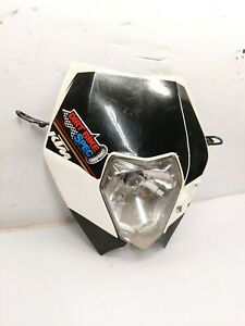 Gunine Ktm enduro head Light