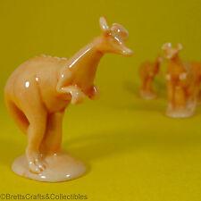 Wade Whimsies (1993/2008) Dinosaurs Series (2008/Set #3) - Orange Lambeosaurus