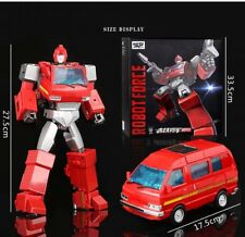 Transformer WeiJiang Ironhide Deformation Era MPP27 Toy Acton Figure MISB