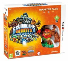 Skylanders Giants Booster Expansion Pack 3DS - totalmente in italiano