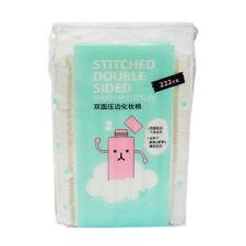 3X(222Pcs Double Side 3 Layer Makeup Cotton Pads Sealed Cotton Puff Nail L7I2)
