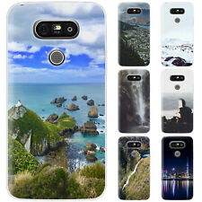 Dessana New Zeland Tour Silicone Protective Case Pouch Cover For LG