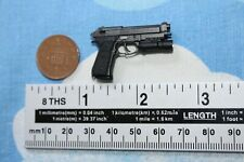 MAKE UNKNOWN 1/6th Scale Modern PISTOL not perfect  CB70742
