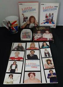 Little Britain DVD And Memorabilia Bundle