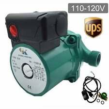 110-120V Automatic Silent Boosting and Circulator Pump 3/4'' Domestic Water Pump