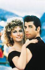 "Grease Art No Text John Travolta Movie Poster Mini 11""X17"""