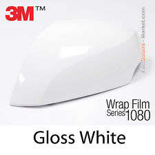 20x30cm FILM Gloss White 3M 1080 G10 Vinyle COVERING New Series Car Wrapping