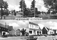 AK, Hermsdorf Kr. Stadtroda, fünf Abb., 1967
