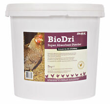 BioDri 5 KG Disinfectant Poultry Housing Pigs