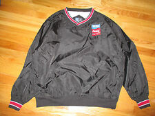 Port and Company NCAA CHAMPIONSHIP and Coca-Cola V-Neck Nylon (LG) Jacket