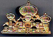 DISNEY PIN Pin 12293: WDW Cast Lanyard Series Jasmine's Palace 10 years old!