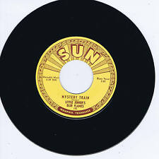 LITTLE JUNIOR PARKER - MYSTERY TRAIN (Original version) LOVE MY BABY (Blues Bop)