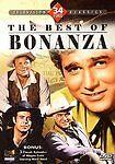 The Best of Bonanza (DVD, 2007) 34 Episodes, 4-Disc Set